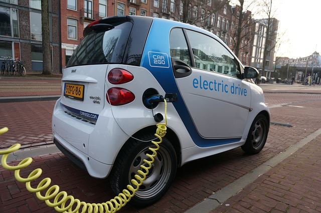 הטענה רכב חשמלי